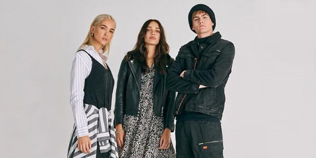SUPERDRY : 609 boutiques de mode en France.