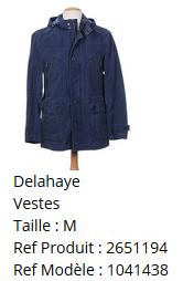 347 En Delahaye Mode France De Boutiques dHrqwxrI