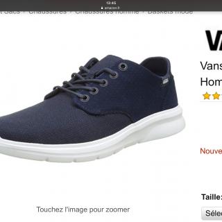 En Boutiques De France Vans1188 Mode fYy6gb7